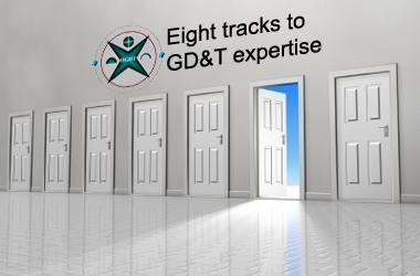 Nine Tracks to GD&T Expertise