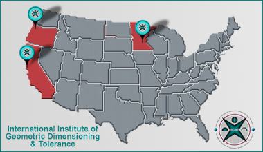 California, Oregon and Minnesota Seminar Locations