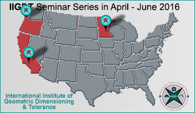 Minnesota and North Dakota Seminar Locations
