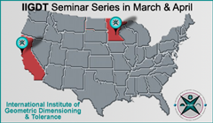 Minnesota and California Seminar Locations
