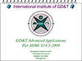 "Precision GD&T ""Advanced Applications & Analysis"""